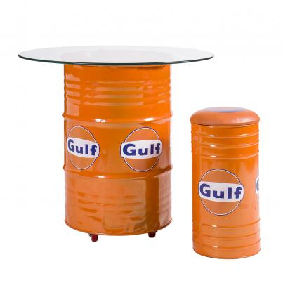 Gulf Table Coloured