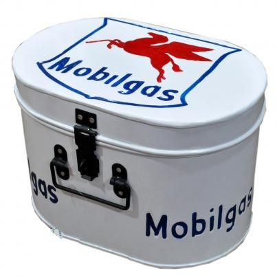 MobilGas Tool Box Oval