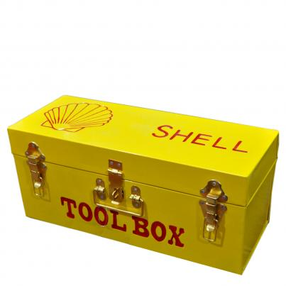 Shell Tool Box Rectangular