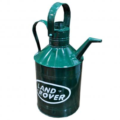 Land Rover Oil Can Watering Can Shape