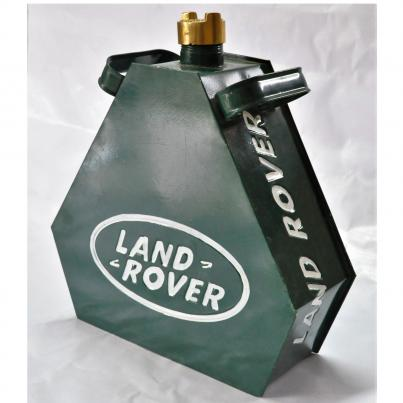 Land Rover Oil Can Hexagon