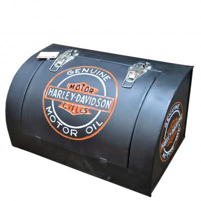 Harley Davidson Wall Mounted Tool Box