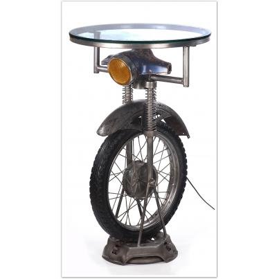 Scooter End Table