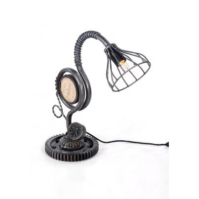 Coiled Neck Vintage Table lamp
