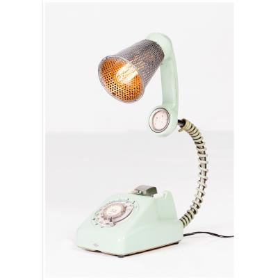 Old Telephone Table Lamp