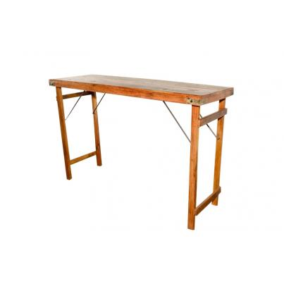 Long Folding Bar Table 170cm