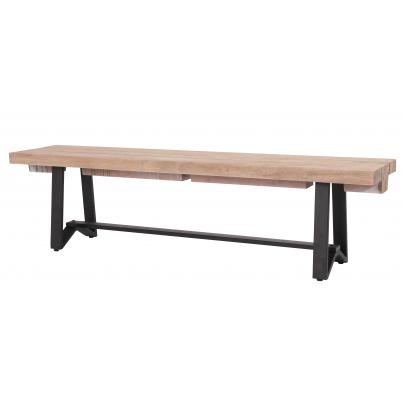 Vinegar Wood Giza Bench