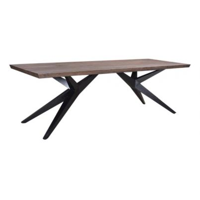 Vinegar Wood Airloft Dining Table