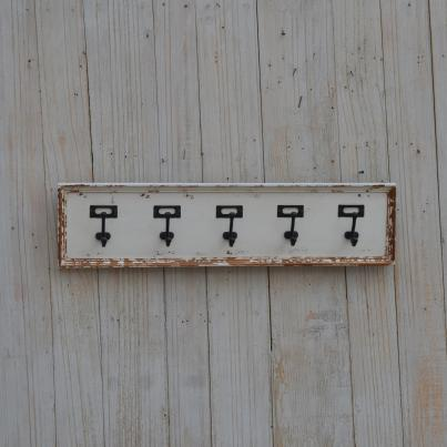 Coat Rack with 5 Hooks