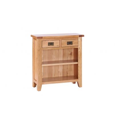 Bookcase with 2 Drawers & 1 Shelf