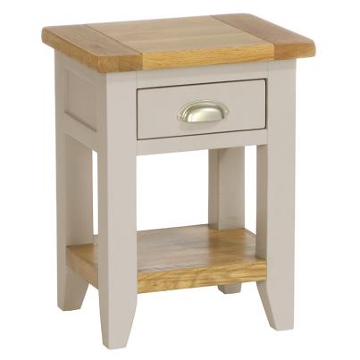 1 Drawer 1 Shelf Bedside Table