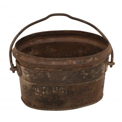 Reclaimed Iron Bucket Assorted