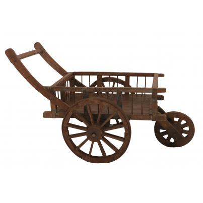 Antique Original 3 Wheel Cart