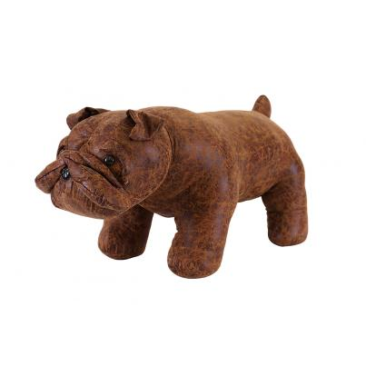 Brown Bulldog